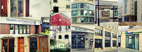 Gibraltar banks